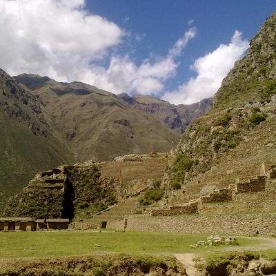 Underrated Ollantaytambo